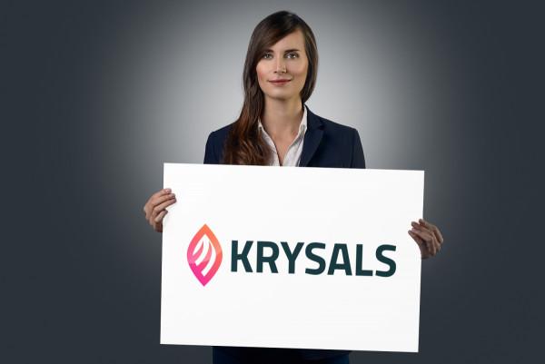 Sample branding #3 for Krysals