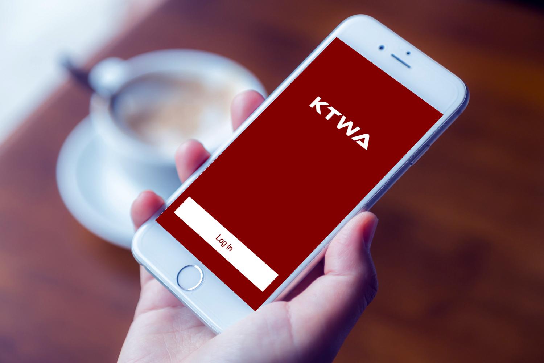 Sample branding #2 for Ktwa