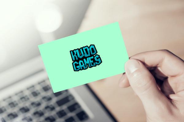 Sample branding #3 for Kudogames