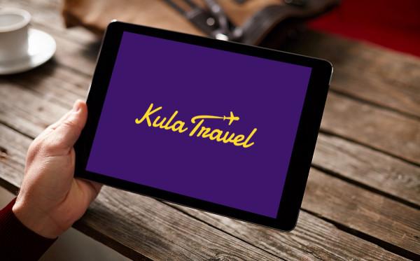 Sample branding #2 for Kulatravel