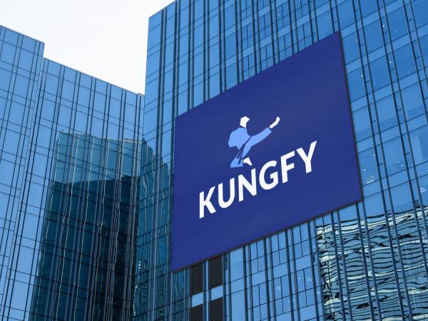Sample branding #1 for Kungfy