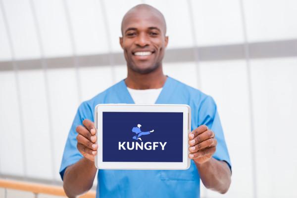 Sample branding #3 for Kungfy