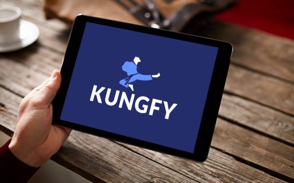 Sample branding #2 for Kungfy