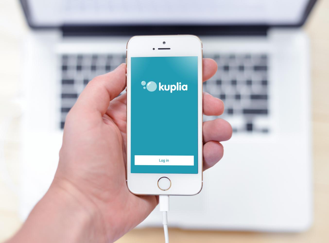Sample branding #2 for Kuplia
