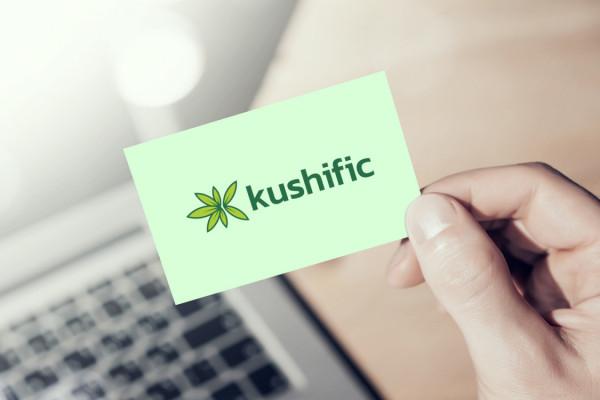 Sample branding #1 for Kushific