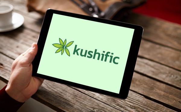 Sample branding #3 for Kushific