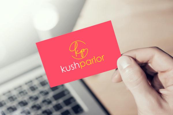Sample branding #1 for Kushparlor