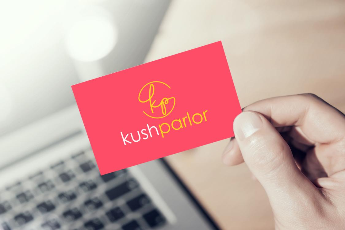 Sample branding #3 for Kushparlor