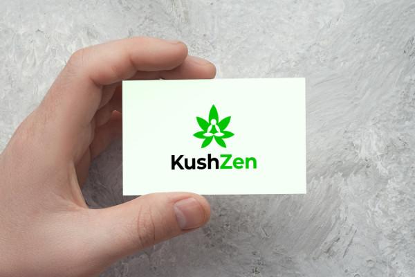Sample branding #2 for Kushzen