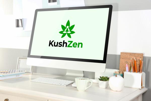 Sample branding #3 for Kushzen
