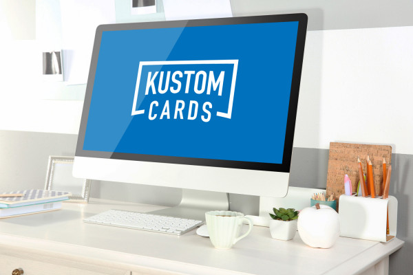 Sample branding #2 for Kustomcards