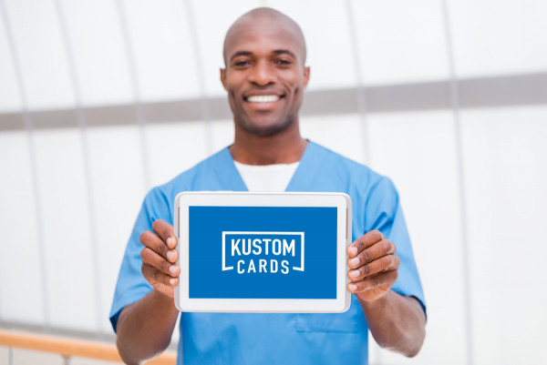Sample branding #3 for Kustomcards