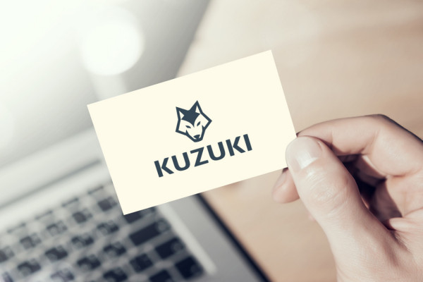 Sample branding #1 for Kuzuki