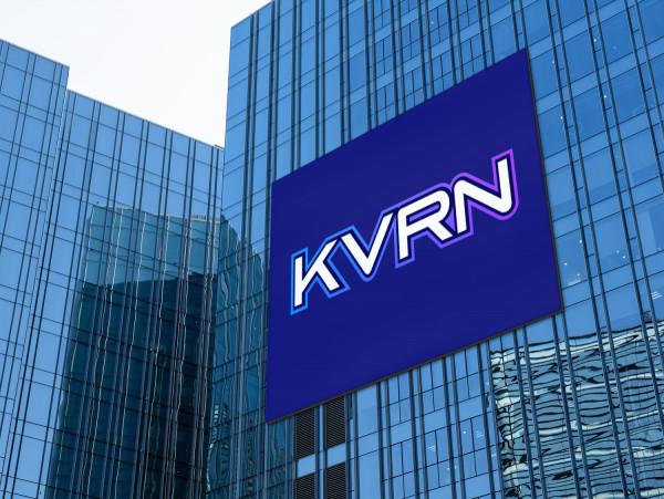 Sample branding #2 for Kvrn