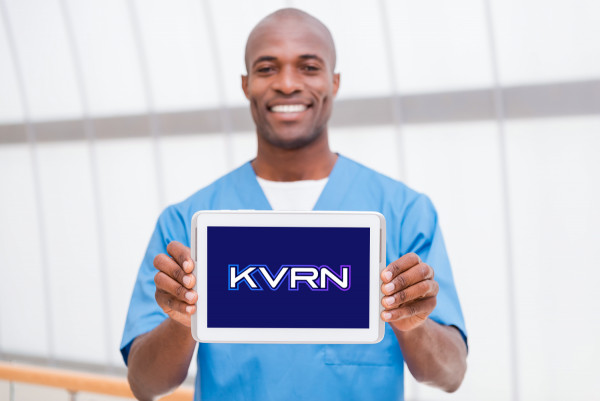 Sample branding #1 for Kvrn