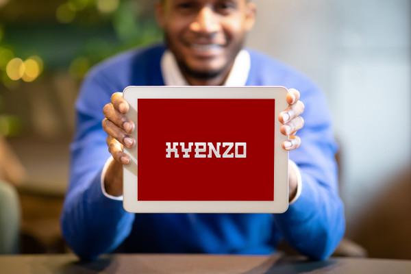 Sample branding #2 for Kyenzo