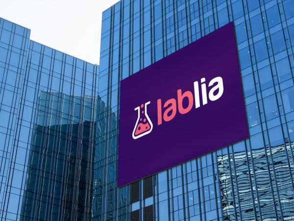 Sample branding #1 for Lablia