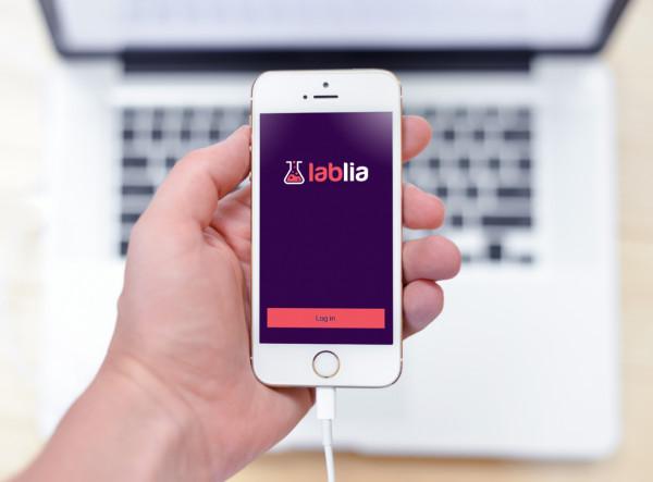 Sample branding #3 for Lablia