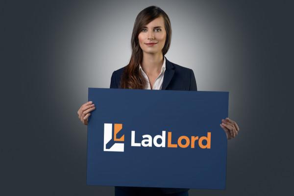 Sample branding #2 for Ladlord