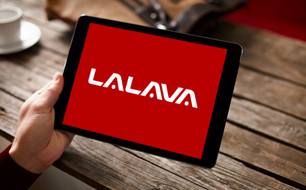 Sample branding #1 for Lalava