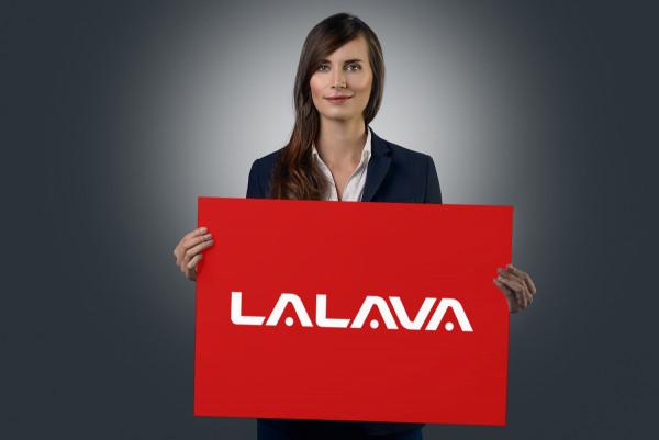 Sample branding #2 for Lalava