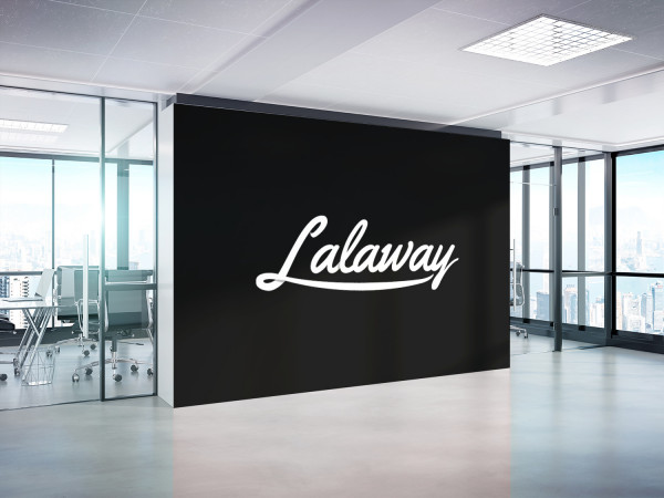 Sample branding #3 for Lalaway