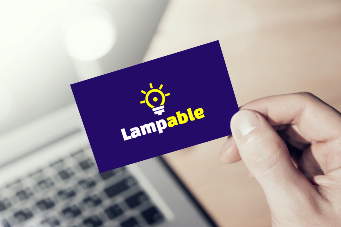 Sample branding #3 for Lampable