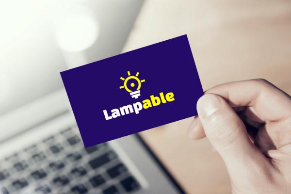 Sample branding #1 for Lampable