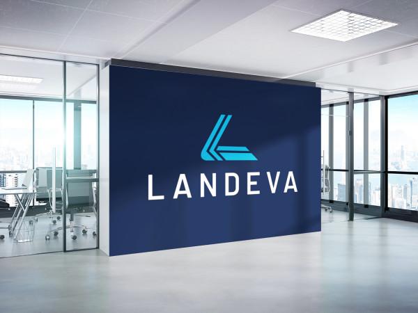 Sample branding #1 for Landeva