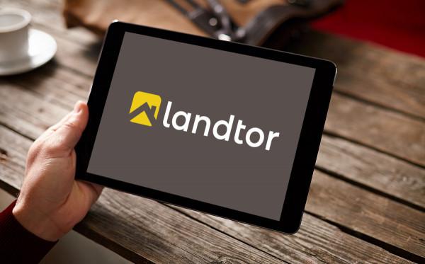 Sample branding #2 for Landtor