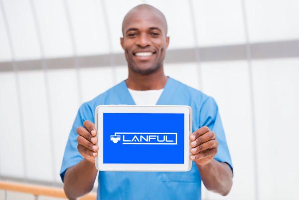 Sample branding #1 for Lanful