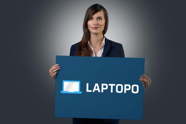 Sample branding #1 for Laptopo