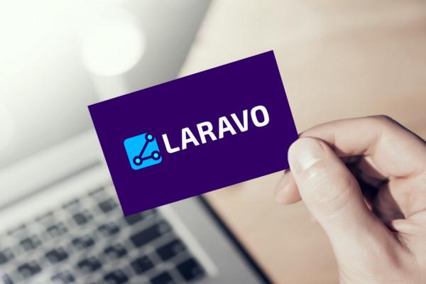 Sample branding #3 for Laravo