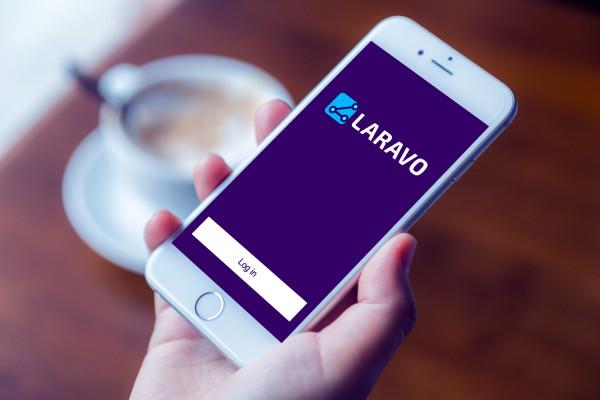Sample branding #2 for Laravo