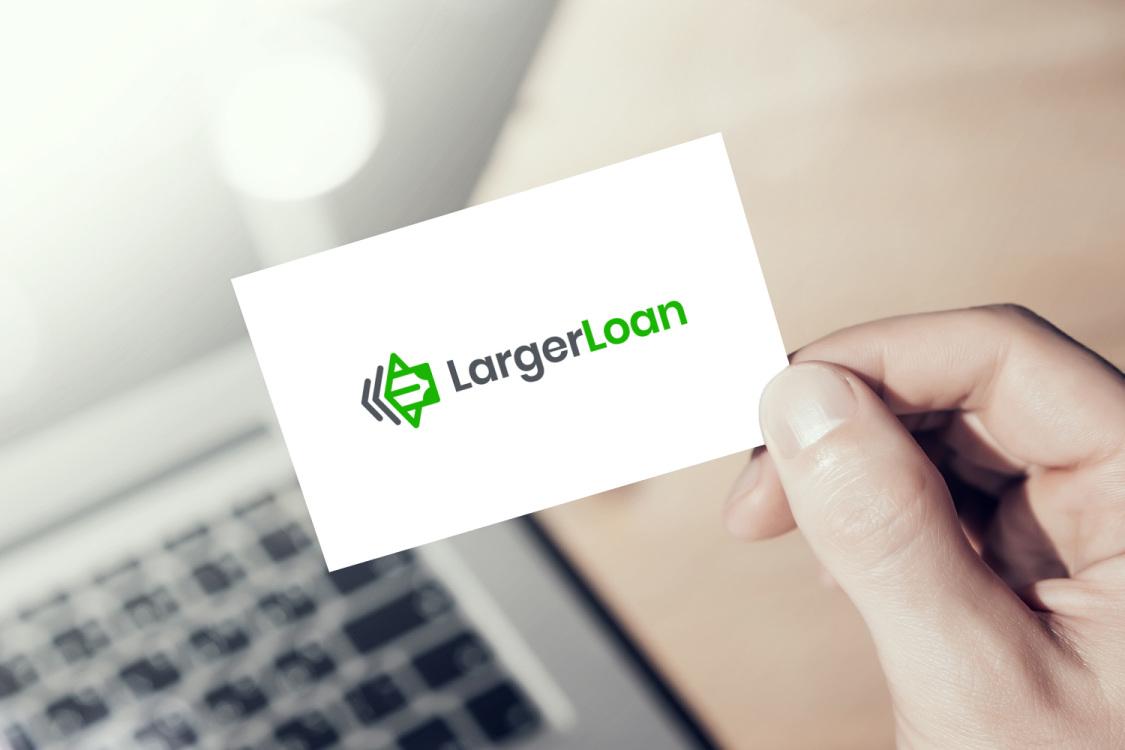 Sample branding #2 for Largerloan