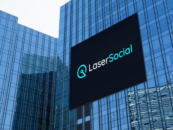 Sample branding #1 for Lasersocial