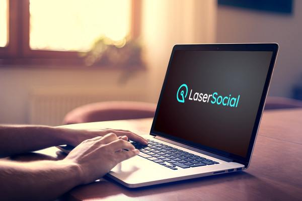 Sample branding #3 for Lasersocial