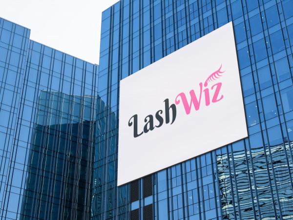 Sample branding #1 for Lashwiz