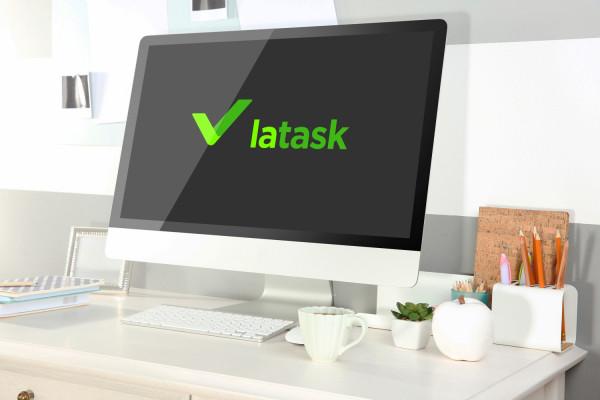 Sample branding #1 for Latask