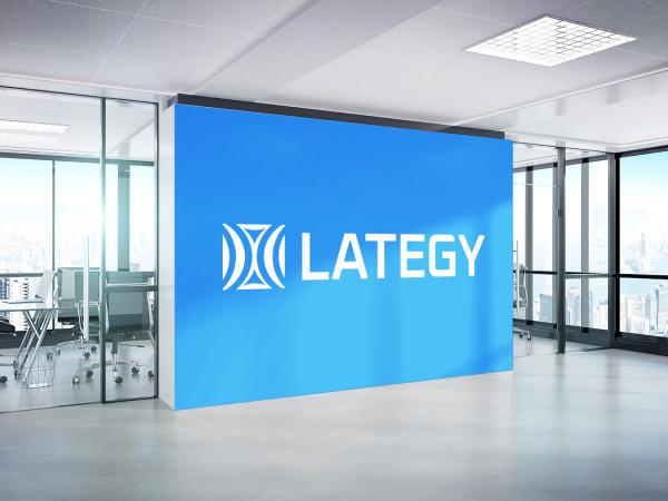 Sample branding #3 for Lategy
