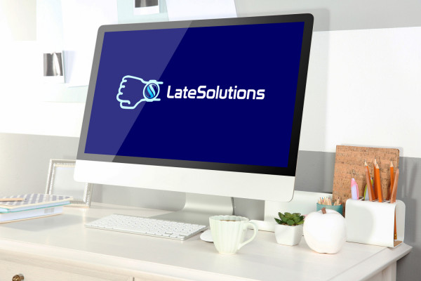Sample branding #2 for Latesolutions