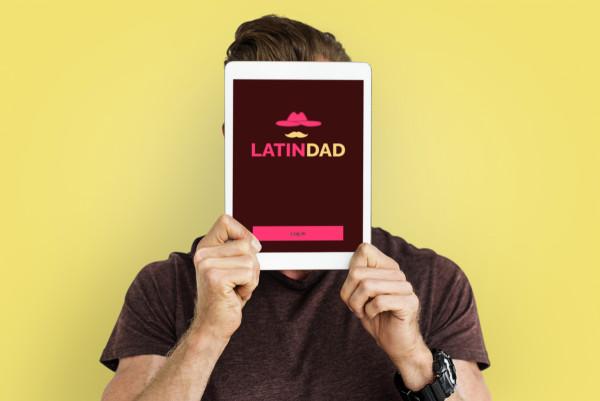 Sample branding #2 for Latindad