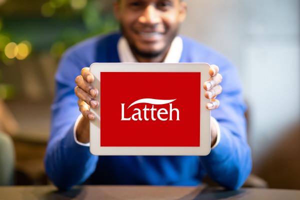 Sample branding #2 for Latteh