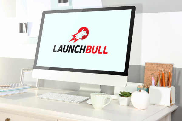 Sample branding #2 for Launchbull