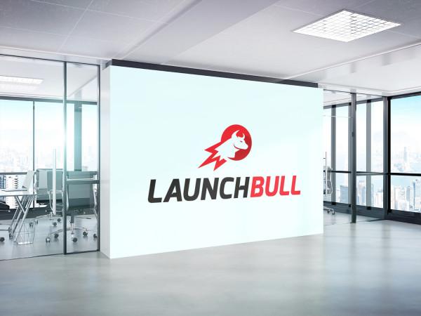 Sample branding #3 for Launchbull