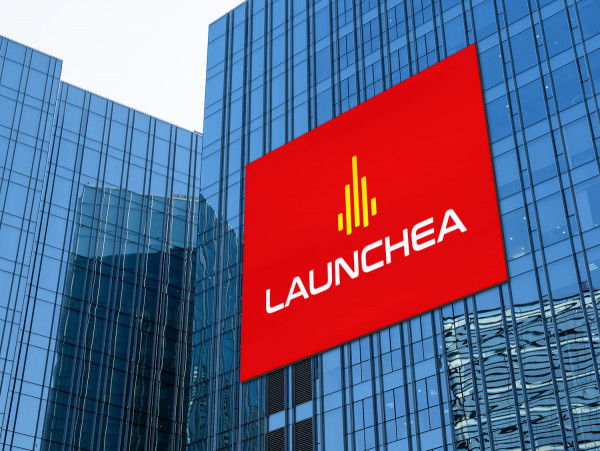 Sample branding #3 for Launchea