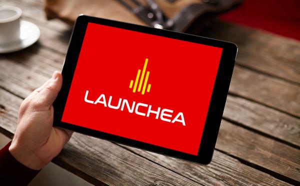 Sample branding #1 for Launchea