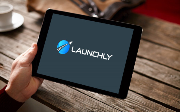 Sample branding #3 for Launchly