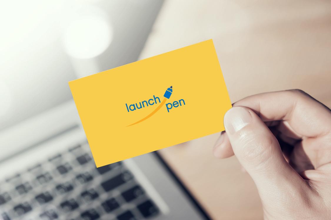 Sample branding #1 for Launchpen