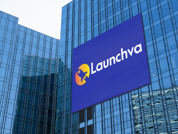 Sample branding #1 for Launchva